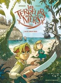 Frédéric Brrémaud - Les Terreurs des mers - Tome 02 - L'île du crâne.
