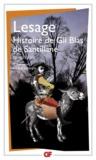 Lesage - Histoire de Gil Blas de Santillane - Livres I à VI.