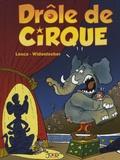 Lesca et Roger Widenlocher - Drôle de cirque.