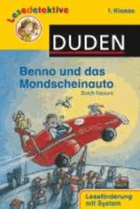 Lesedetektive - Benno und das Mondscheinauto, 1. Klasse.