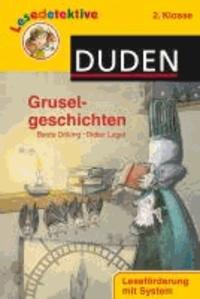Lesedetektive - Gruselgeschichten, 2. Klasse.