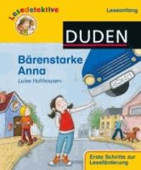 """Lesedetektive """"Leseanfang"""", Bärenstarke Anna."""