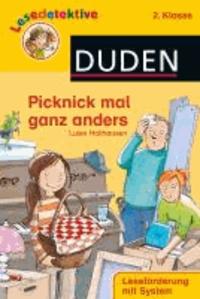 Lesedetektive - Picknick mal ganz anders, 2. Klasse.