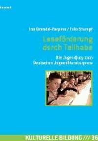 Leseförderung durch Teilhabe - Die Jugendjury zum Deutschen Jugendliteraturpreis.