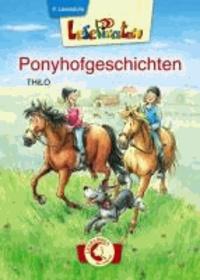 Lesepiraten Ponyhofgeschichten.