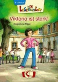 Lesepiraten. Viktoria ist stark!.