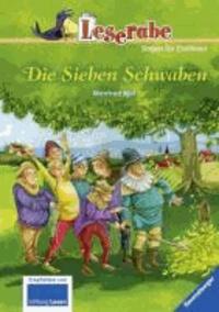 Leserabe: Die Sieben Schwaben.
