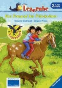 Leserabe: Ein Freund für Flöckchen.