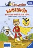 Leserabe: Hamstermän. Ein Superheld für alle Fälle.