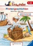 Leserabe mit Mildenberger. Leichter lesen lernen mit der Silbenmethode: Piratengeschichten.