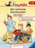 Leserabe mit Mildenberger. Leichter lesen lernen mit der Silbenmethode: Der verhexte Schulranzen - Mildenberger.