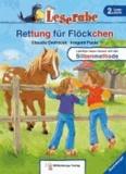 Leserabe mit Mildenberger. Leichter lesen lernen mit der Silbenmethode: Rettung für Flöckchen.