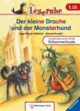 Leserabe mit Mildenberger. Leichter lesen lernen mit der Silbenmethode: Der kleine Drache und der Monsterhund.