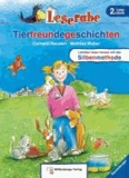 Leserabe mit Mildenberger. Leichter lesen lernen mit der Silbenmethode: Tierfreundegeschichten.