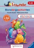 Leserabe mit Mildenberger. Monstergeschichten.