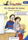 Leserabe mit Mildenberger. Ein Bruder für Anna.