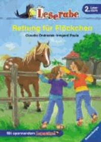 Leserabe: Rettung für Flöckchen.