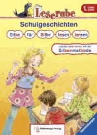 Leserabe Sonderband. Lesestufe 1. Schulgeschichten.