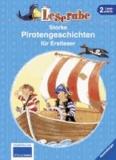 Leserabe. Starke Piratengeschichten für Erstleser.
