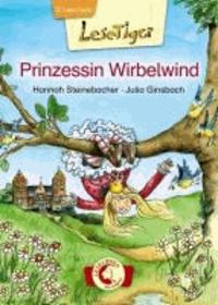 Lesetiger. Prinzessin Wirbelwind.