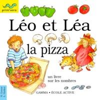 Lesley Harker et Mick Gowar - Léo et Léa, La pizza.