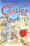 Lesley Sims et Teri Gower - The Story of Castles. 1 CD audio