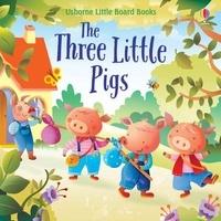 Lesley Sims et Raffaella Ligi - The Three Little Pigs.