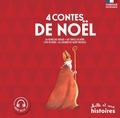 Leslie-Fleur Picardat et Anaëli Lartigue - 4 contes de Noël - La Reine des Neiges ; Les trolls de Noël ; L'oie de Noël ; La légende de Saint Nicholas.