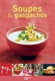 Leslie Gogois et Aude de Galard - Soupes & gaspachos.