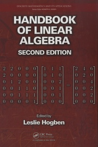 Openwetlab.it Handbook of Linear Algebra Image