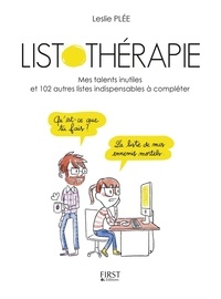 Leslie Plée - Listothérapie.