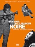 Lester Bangs et Anthony Barboza - Coffret Légendes de la musique noire en 3 volumes - The Miles David book ; Hendrix l'enfant vaudou ; Bob Marley une vie rebelle.