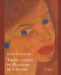Feriasdhiver.fr Treize contes du royaume de Lailonie Image