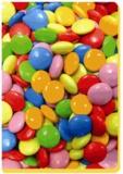 LETTERBOX - Carnet Bonbons 13x18 Smarties