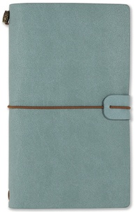 LETTERBOX - JOURNAL VOYAGER LIGHT BLUE