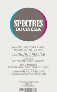 Lettmotif - Spectres du cinéma N° 2 : .