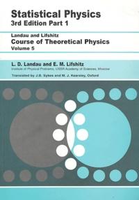 Lev Landau et E-M Lifshitz - Statistical physics volume 5 part 1 - 3rd edition.