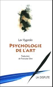 Lev Vygotski - Psychologie de l'art.