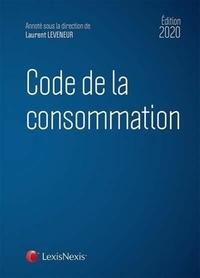 Code de la consommation -  LEVENEUR LAURENT pdf epub