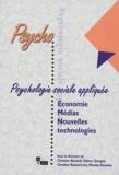 Levy christine - Psychologie sociale appliquée - Economie, médias et nouvelles technologies.