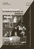 Lew Bogdan et Pétra Wauters - Comme neige au soleil - Le Festival Mondial du Théâtre, Nancy 1963-183.
