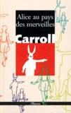 Lewis Carroll - .