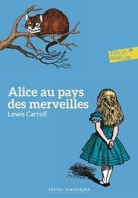 Alice au pays des merveilles - Lewis Carroll - Format PDF - 9782075058698 - 4,49 €