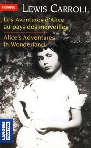 Alice au pays des merveilles - Lewis Carroll - Format PDF - 9782266212359 - 10,99 €