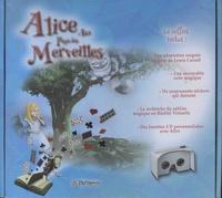 Lewis Carroll et Mari Carmen Ramos - Alice au Pays des Merveilles - Coffret avec une carte magique, des stickers et des lunettes 3D.