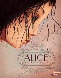 Lewis Carroll et Rébecca Dautremer - Alice aux pays des merveilles.