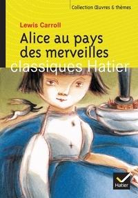 Lewis Carroll - Alice aux pays des merveilles.