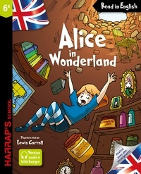 Lewis Carroll et Julien Akita - Alice in Wonderland.