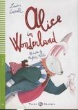 Lewis Carroll - Alice in Wonderland. 1 CD audio