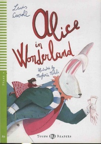 Lewis Carroll - Alice in Wonderland. 1 CD audio